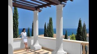 Anassa 5 Deluxe Анасса Делюкс отель Кипр Латчи обзор отеля пляж спа