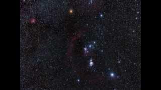 Der Sternenhimmel über Teneriffa