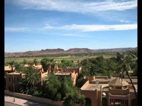 A video of the best city in the world morocco- Ouarzazate created by manhal