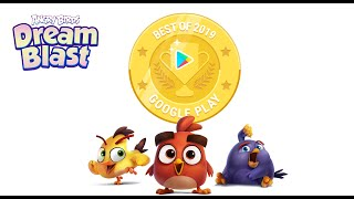 Angry Birds Dream Blast | Google Play Best of 2019!