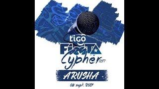Adam Mchomvu Presents Tigo Fiesta 2017 Arusha Cypher Ft G Nako, Nchama, Country Boy, JCB...