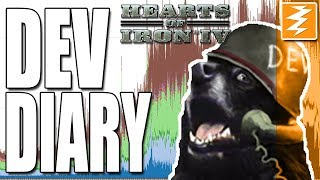PERFORMANCE IMPROVEMENTS! Dev Diary - Hearts of Iron 4 HOI4