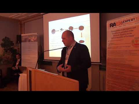 RAEX Conference Frankfurt - 5th of October 2017 - Golubtsov