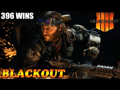 Sub Sunday! 396 Wins // CoD Blackout // Call of duty Blackout // CoD // PS4 thumbnail