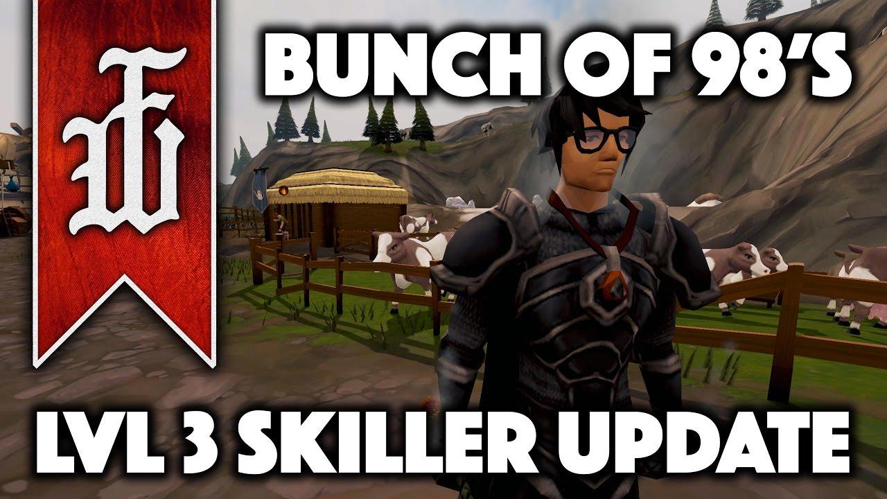 Skiller Update #4 (Bun...
