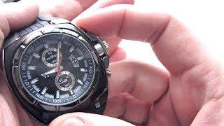 V6 super speed mens watches. Розпаковка годинника. Чоловічий годинник з Китаю. Мужские наручние часы