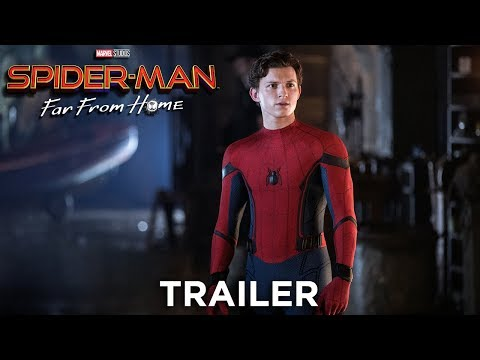 SPIDER-MAN: FAR FROM HOME - Trailer 2 - Ab 4.7.19 im Kino!