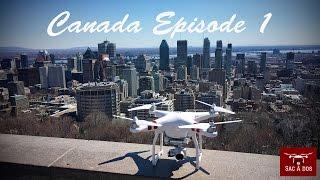 Canada en Drone - Episode 1 Montréal [HD]