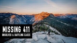 The Missing 411 Problem: 5 Unsolved Cases That Defy Logical and Conventional Explanations...