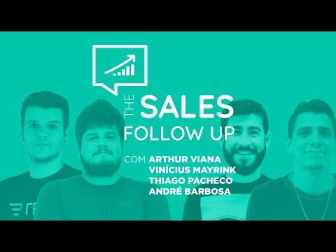 Planejamento de Vendas 2019 - Thiago Pacheco e André Barbosa  The Sales Follow Up 11
