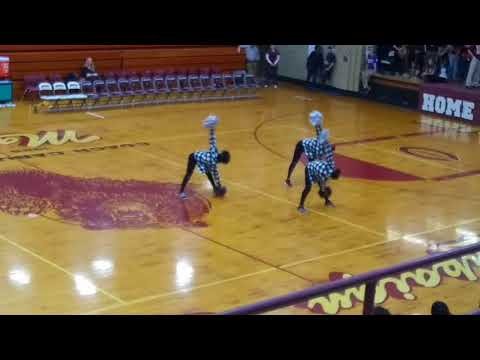 Champaign Central Maroons Dance Team
