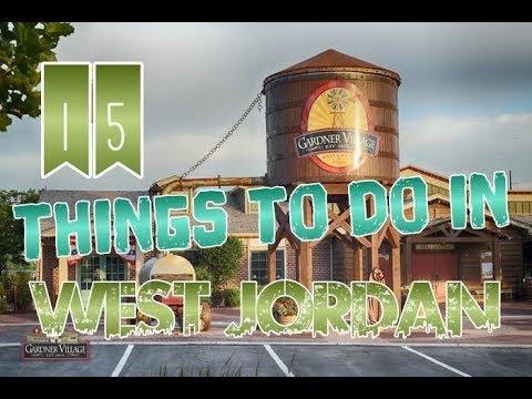 Top 15 Things To Do In West Jordan, Utah