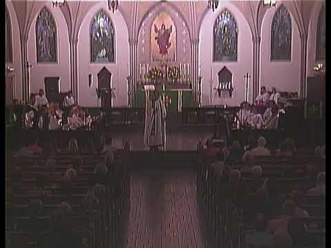 Sermon 10/15/17 - The Rev. Canon Thom Rasnick
