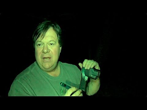 Severn Run Maryland Bigfoot Hunt w/ Rick Serra (April, 2010)
