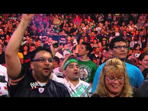WWE Monday Night Raw En Espanol - Monday, September 3, 2012