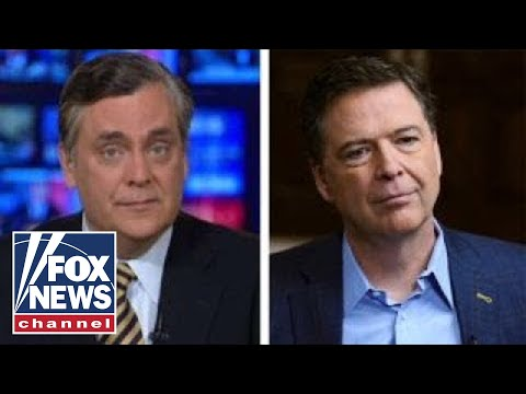 Jonathan Turley: Comey is harming the FBI with tell-all