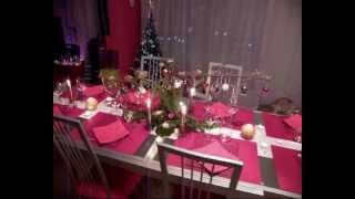 Arbre pour table de fête / Blognature