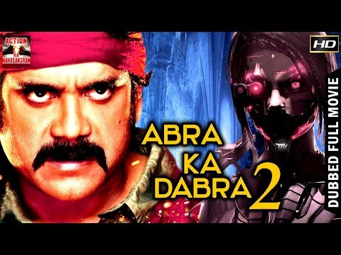 Aabra Ka Dabra 2 l 2017 l South Indian Movie Dubbed Hindi HD Full Movie