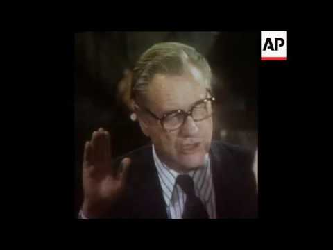 On December 19, 1974 Nelson Rockefeller is sworn in as Vice President of the United States