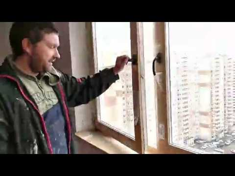 Окна эркерного типа Veka для большой комнаты дома серии 155МК от СУ-155