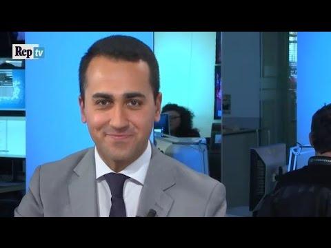 Luigi Di Maio a Repubblica Intervista (INTEGRALE)
