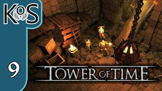 Tower Of Time Ep 9: SECOND LEVEL IMPROVEMENTS - Tactical RPG, Lore - Let