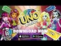 Monster High Has Arrived in UNO & Friends! | Monster High