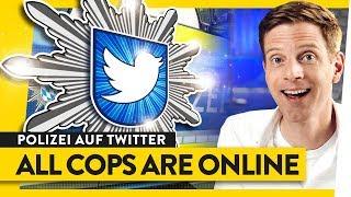 Polizei auf Twitter - Good Cop, Bad Cop im Internet | WALULIS