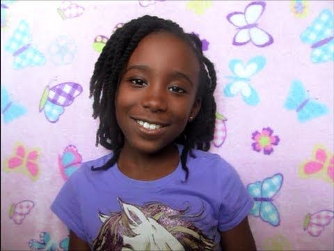 10 Cute Black Kids Hairstyles - Styles Girls Will Love!
