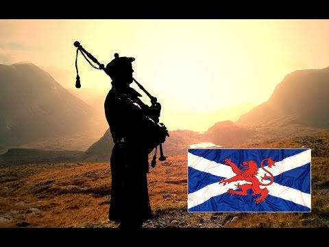 CANON (Pachelbel) ~ Royal Scots Dragoon Guards.