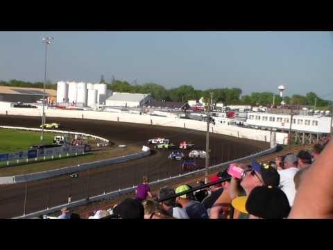Sport Mod Lcq 1 @ Farley Speedway 05/13/15