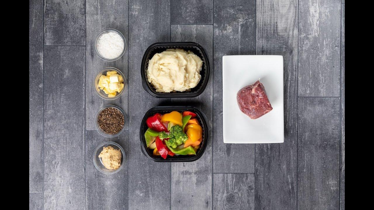 Steak House Cook@Home Series: Center Cut Fillet Tenderloin Steak