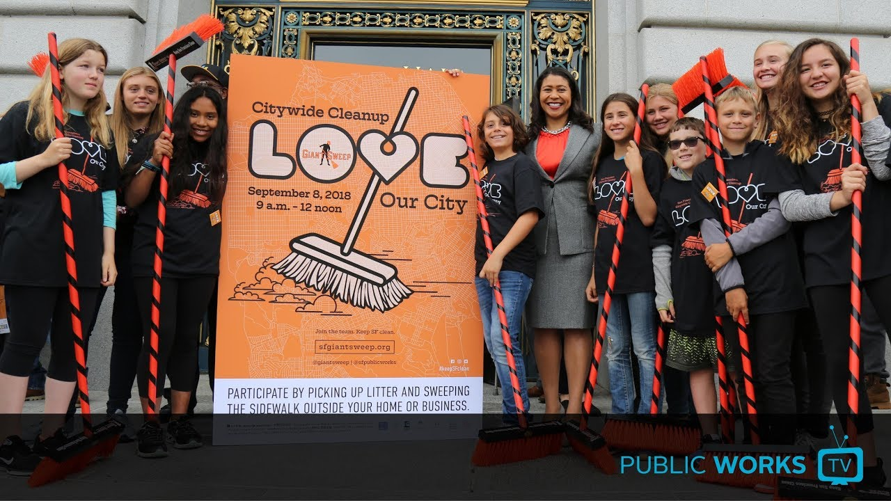 Call to action: Join us to Love Our City! - EP. 0037