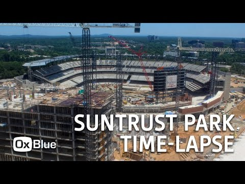 atlanta-braves-suntrust-park-time-lapse