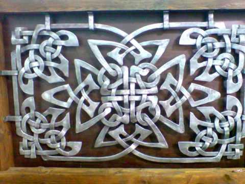 фото узоров из металла