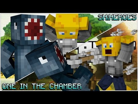 Minecraft - Mini Games - SG Heroes/One In The Chamber!