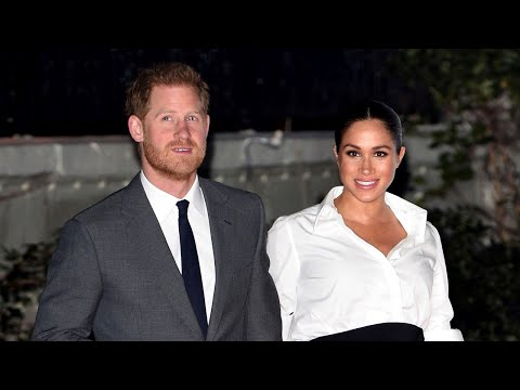 Meghan Markle letting Prince Harry 'be the baddie' with $20m book deal