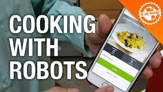 Cooking With Robots