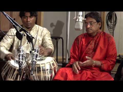 Indian & Western classical: Michael Harrison's Jaunpuri feat. Mashkoor Ali Khan & Kimball Gallagher