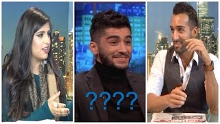 "Zayn Malik and Sham Idrees are cousins?! (""Let's Talk"" with Inshaal Badar)"