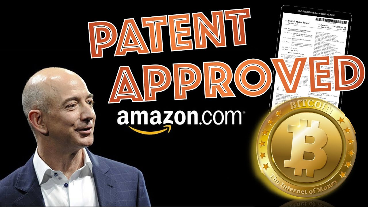Amazon Blockchain Patent APPROVED! Bitcoin White Paper Referenced & Potential Russia Ban on Crypto. 1