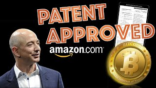 Amazon Blockchain Patent APPROVED! Bitcoin White Paper Referenced & Potential Russia Ban on Crypto.