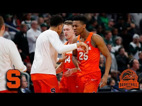 Tyus Battle Says Syracuse Returning Lineup Could Be 'Lethal' | 2018 ACC Operation Basketball
