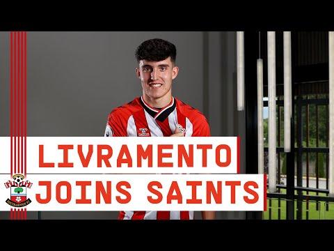 LIVRAMENTO IS A SAINT   Tino Livramento joins Southampton FC from Chelsea