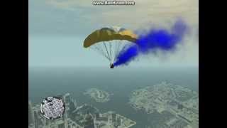 GTA 4 TBoGT Base Jumping From Space