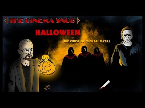 The Cinema Snob: HALLOWEEN: THE CURSE OF MICHAEL MYERS