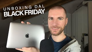 Unboxing del BlackFriday: benvenuto MacBook Air! 😍 | ASMR ita