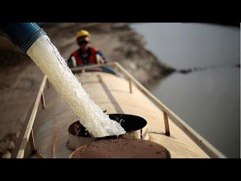 """Água, o novo """"petróleo azul"""" que é preciso proteger com resiliência"""
