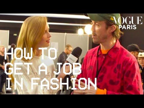 Rianne Van Rompaey asks Paul Hanlon how to become a hairstylist    Vogue Paris