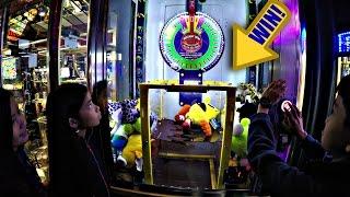 ARCADE PRIZES WIN: Gaming Center Kids Playtime - Trapdoor Wins: Garfield & Pac-Man Plush Toys +